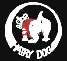Hairy Dog by PrintMagic