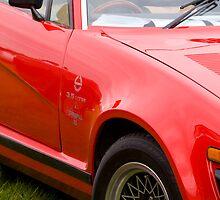 Triumph TR7 3.5 V8 Grinnall  by Martyn Franklin