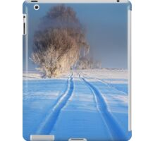 Winter Wonderland - Icy Trees iPad Case/Skin