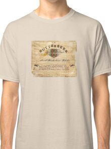 Butterbeer Label, The Three Broomsticks Classic T-Shirt