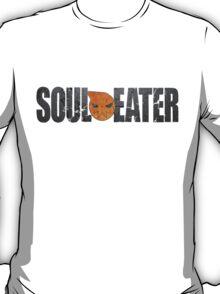 Soul Eater Logo - Cracked T-Shirt
