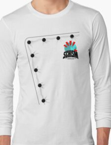 SCHISM Lab Coat Tee Long Sleeve T-Shirt