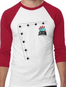 SCHISM Lab Coat Tee Men's Baseball ¾ T-Shirt