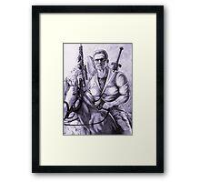 Arnold Framed Print