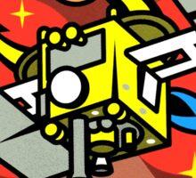 Hayabusa 2 Logo Sticker