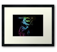 I am Number One Framed Print