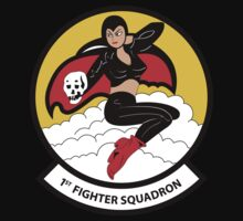 1st Fighter Squadron Kids Clothes