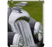Classic old Riley  iPad Case/Skin