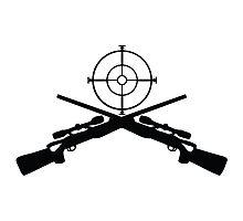 sniper target video game gamer Photographic Print