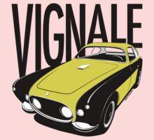 Vignale Ferrari 212 Coupe BumbleBee Kids Clothes