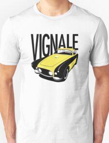 Vignale Ferrari 212 Coupe BumbleBee Unisex T-Shirt