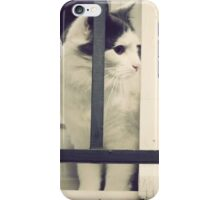 I saw something iPhone Case/Skin