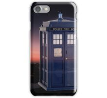 Tardis 2 iPhone Case/Skin