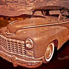 48 Dodge Business Coupe Rat Rod by ChasSinklier