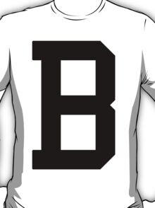 Letterman B T-Shirt