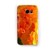 Abuelita's Garden Flower Samsung Galaxy Case/Skin