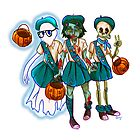 Ghoul Scouts by holy-molars