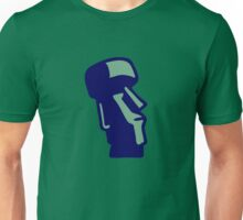 statue island  Easter Moai Unisex T-Shirt