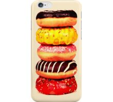 donut stack iphone case iPhone Case/Skin