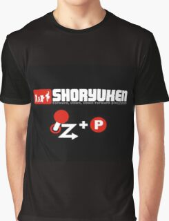 Shoryuken Graphic T-Shirt