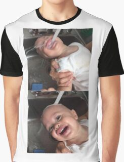 small child water  Graphic T-Shirt