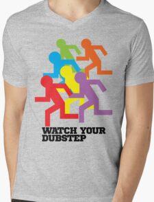 Watch Your Dubstep Mens V-Neck T-Shirt