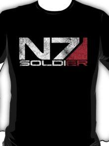 N7 Soldier T-Shirt