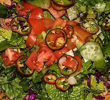Tossed Salad Tonight!  by heatherfriedman