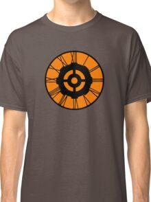 steampunk watch clock Classic T-Shirt