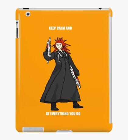 Axel at everything iPad Case/Skin