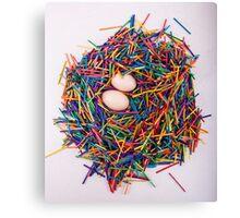 Eggs anyone ? Canvas Print