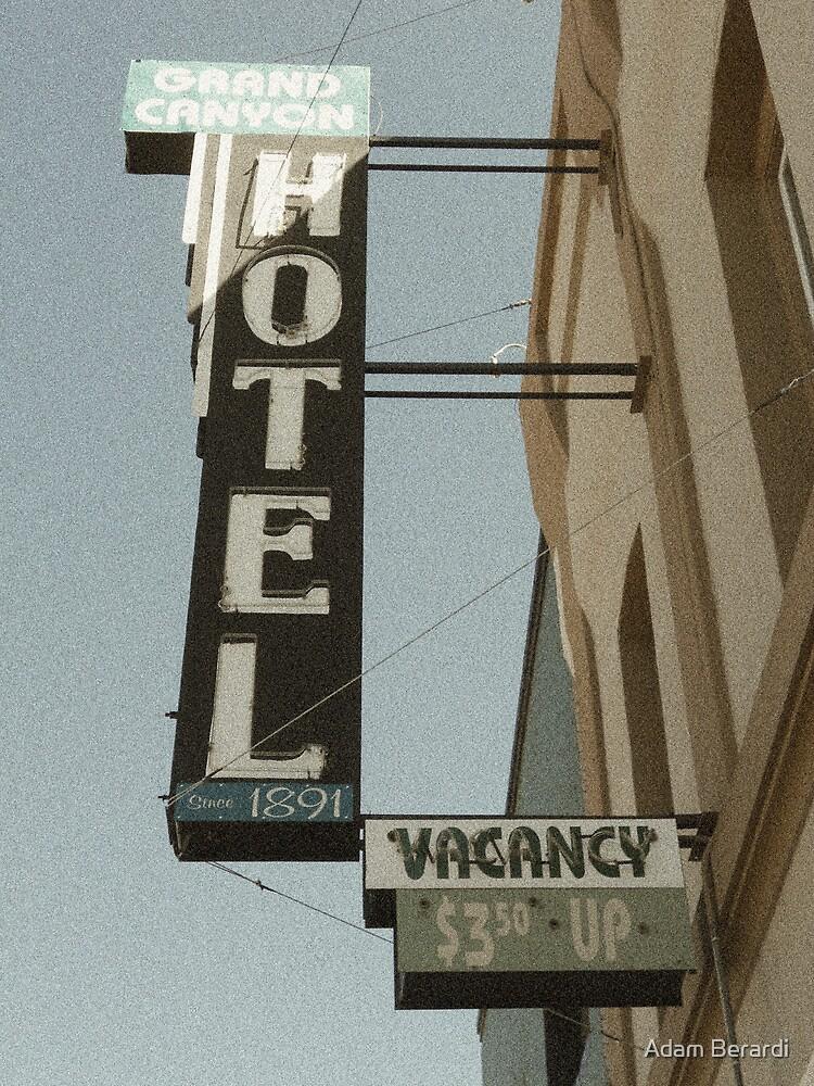 Grand Canyon Hotel by Adam Berardi