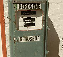 Kerosene Pump  by Adam Berardi