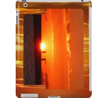 Perfect Orange Sunset IPad Case iPad Case/Skin