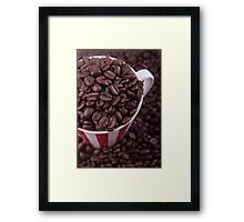 Do you need a fix ? Framed Print