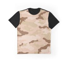Camouflage 3 Graphic T-Shirt