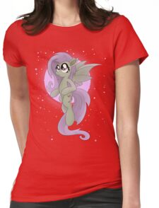 Flutterbat (My Little Pony: Friendship is Magic) Womens Fitted T-Shirt