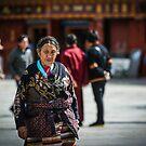 Traditional Tibetan by Carl LaCasse