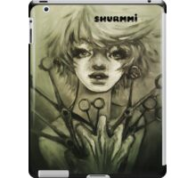 Bloody fist iPad Case/Skin