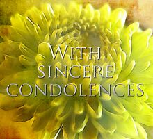 With Sincere Sympathy for Shirley by vigor
