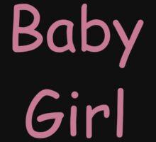Baby Girl Baby Tee