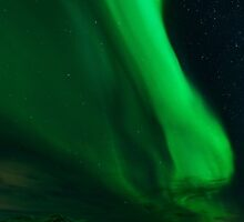 Iceland Northern Lights by Tim Poitevin