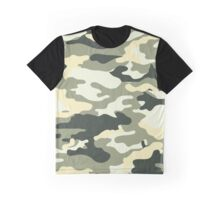 Camouflage 6 Graphic T-Shirt