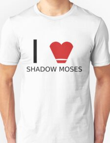 I Love Shadow Moses T-Shirt
