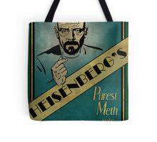 Bioshock Meets Breaking Bad Tote Bag