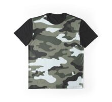 Camouflage 8 Graphic T-Shirt