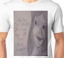 little mermaid vanessa Unisex T-Shirt
