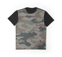 Camouflage 10 Graphic T-Shirt