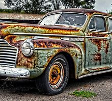Buick 8 by Ken Smith