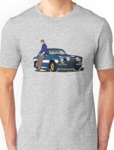 Paul Walker interpretation art - Fast Furious 7 Unisex T-Shirt